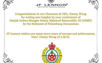 Dato' Jimmy Wong (D.I.M.S)