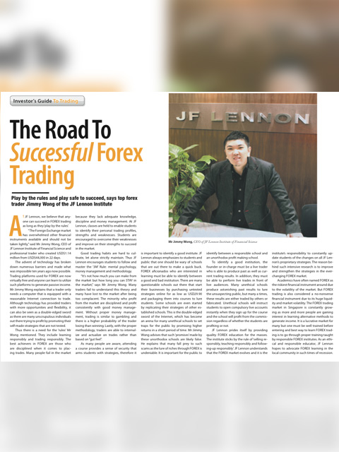 Forex asia one