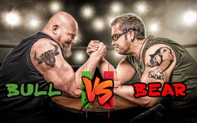 The everlong battle between Bull and Bear